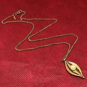 """🆕Vintage Sarah Coventry 1969 """"Serene"""" Necklace"""